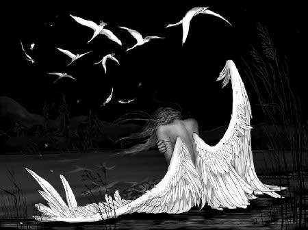 foto angel vampiro alma: