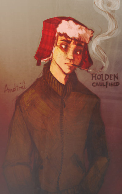 holden caulfield essay egyptians Holden may not know much about the egyptians, but he does know a lot about people: enough to try to ease mr spencer's conscience about flunking him, and enough to know he'd never embarrass someone by reading a dumb essay out loud.