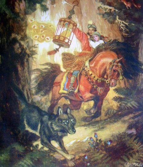 Русские народные сказки проза ру