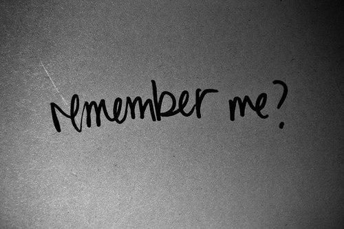 Картинки с надписями помни меня