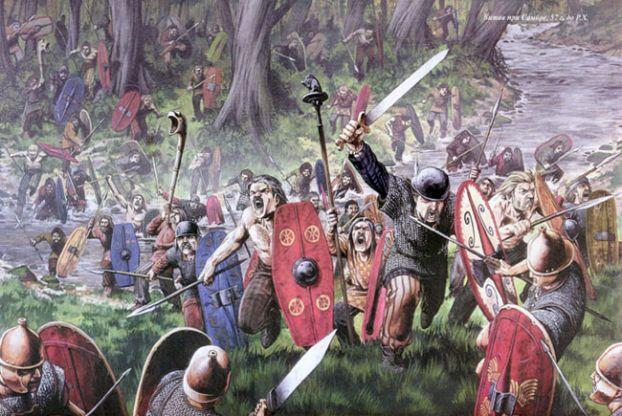 Британия как провинция Римской империи