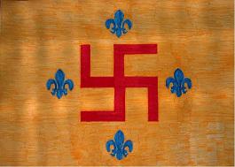 Картинки по запросу Флаг Ордена Нового Храма