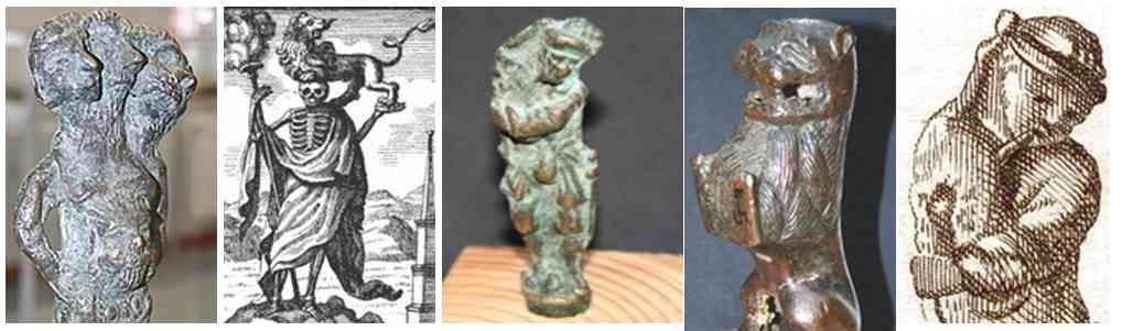 Фальсификация славянских Богов - идолов в Германии
