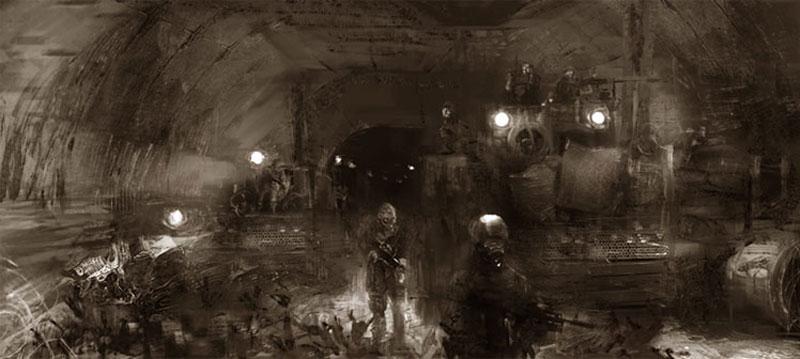 скачать игру метро 2034 через торрент бесплатно на русском торрент - фото 3