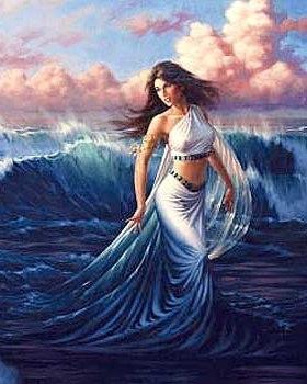 древний греции картинки богиня