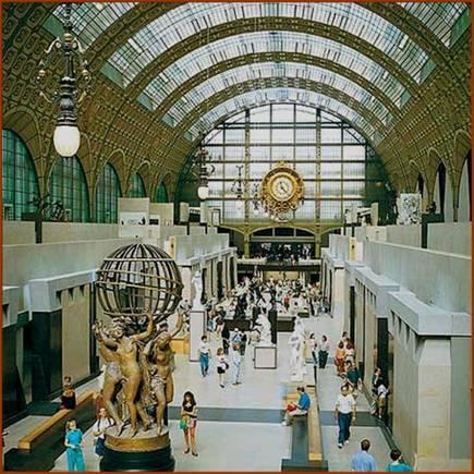 Музей д орсе великий молодой музей