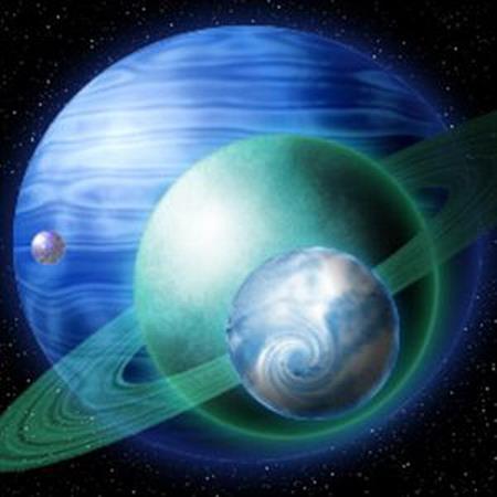 Регодня вечером жители Земли увидят парад планет.