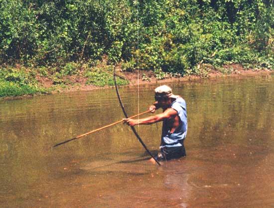 что такое вилы рыбака