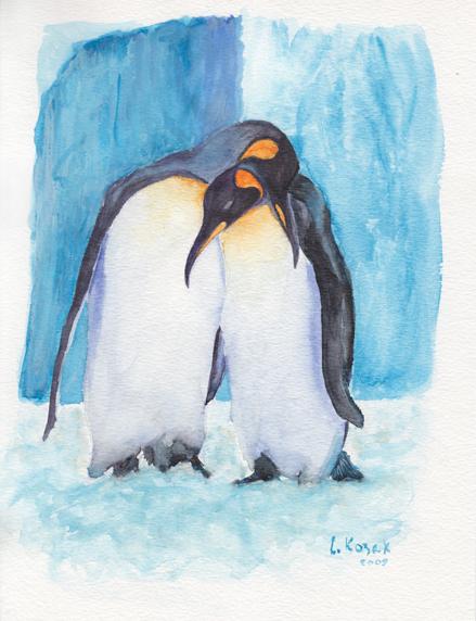 Пингвины секс фото