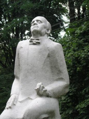Профессор Дикий против города Глупова