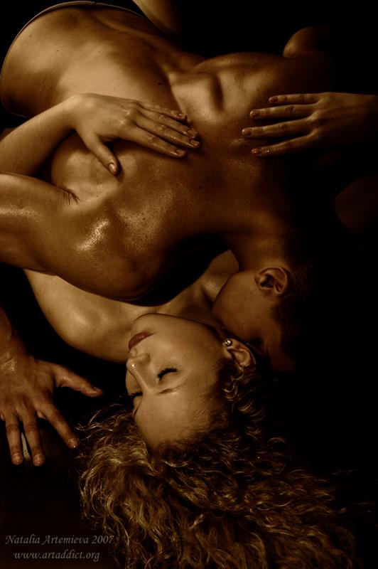 женщина секс и телец