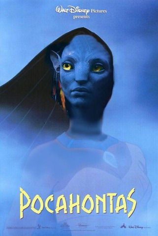 pocahontas and avatar comparison essay How is cultural hybridity conveyed as unconscious by nature in walt disney's pocahontas (1995), terrence malick's the new world (2005) and james cameron's avatar.