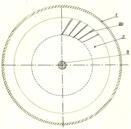Кавитационный тороидальный теплогенератор - 2.