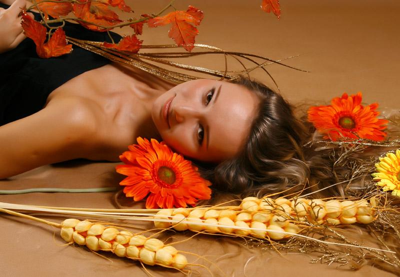 Блоги. Женщина-осень...   (и 4уто4ку +18)))