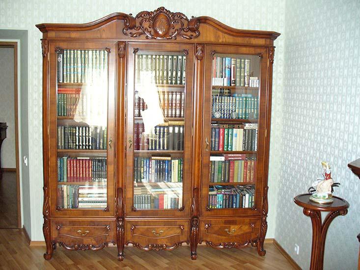 Книжные шкафы и стеллажи для книг, книжные полки, мебель для.
