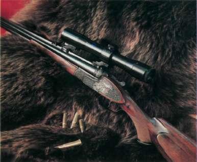 Прицельная дальность стрельбы с откр. прицела, м. 75 .  Вообще внешний вид ружья...