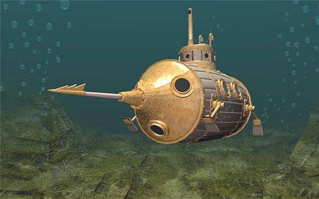 как называлась эта подводная лодка рекордсмен
