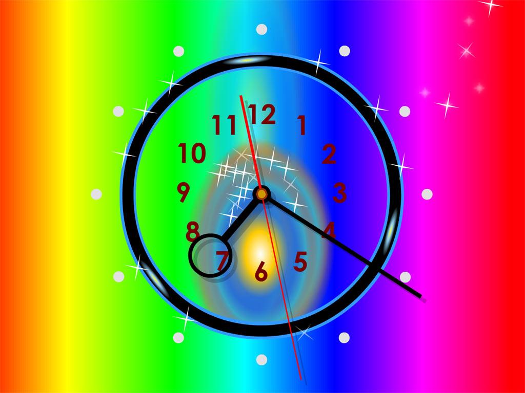 картинки на рабочий стол анимация часы фотопортрета непосредственным
