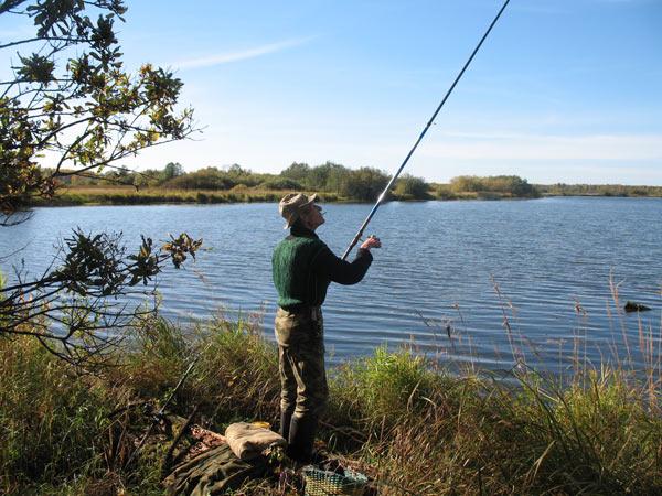 В Приморье открыт сезон летней рыбалки. (видео).