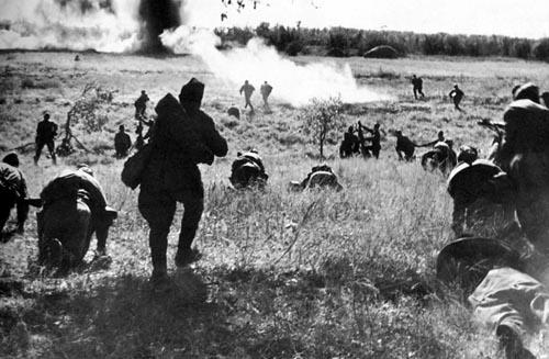 Брест литовская крепость июнь 1941 г ч