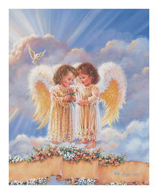 Два ангела любви