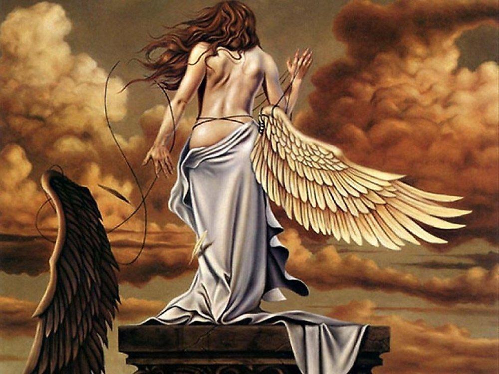 фото ангелов падших