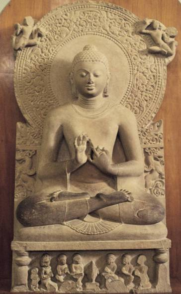 two periods of buddhist art in india Buddhist art & architecture buddhist and jain usual buddhist style, which reflected the two main of india) the second phase of buddhist.