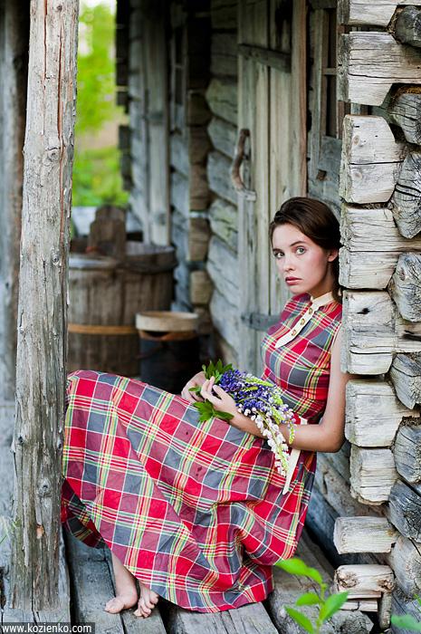 деревенские женщины фото
