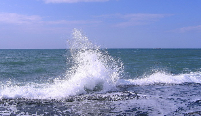 Море как ты без тебя скучаю