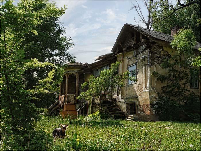 История Житомира. Дом помещицы Коляновской
