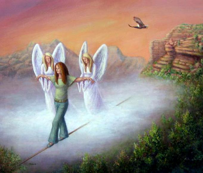 Ключи к миру Ангелов.