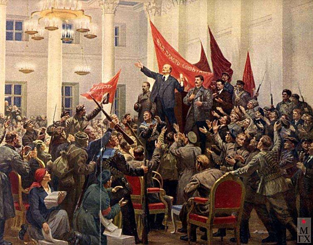 И гражданская война в россии