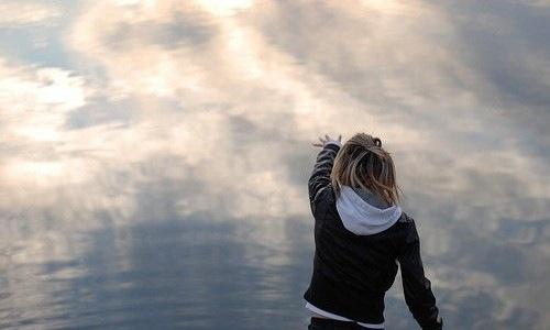 Фото блондинки на аватарку
