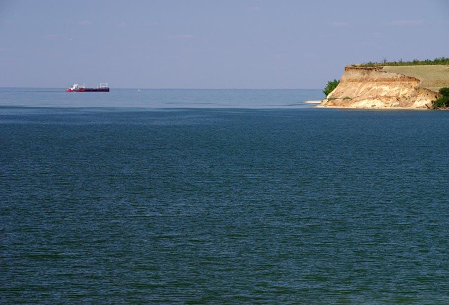 было построено море рядом с волгоградом предложили