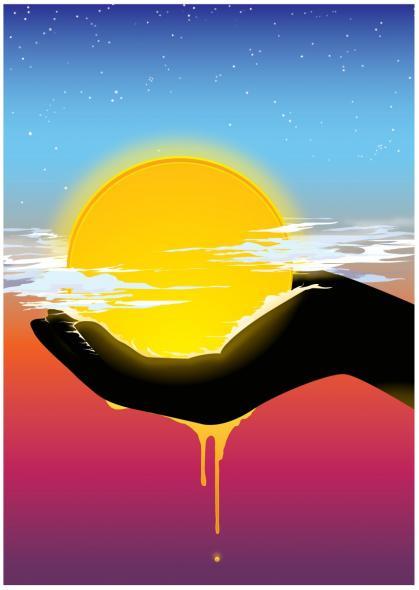 Картинки по запросу солнце на ладони фото