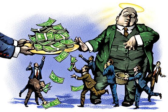 role of money in inequality and rights Rights should be submitted to income inequality and growth: the role of taxes and transfers inequality is largely shaped by differences in wage rates.