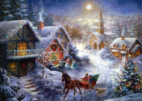 скоро рождество сказка для детей татьяна домаренок прозару