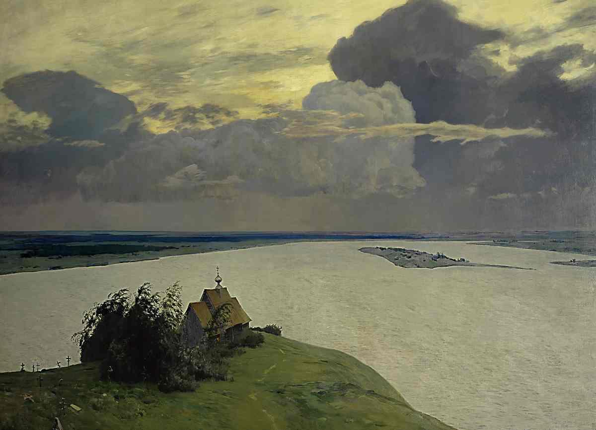 Художник исаак ильич левитан 1860 1900