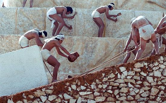 Пирамиды Египта простота
