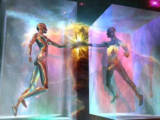 Связаны единством душ