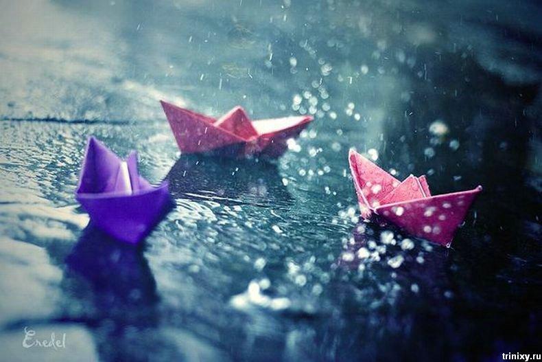 красивые картинки с дождём