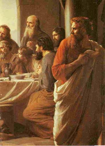 Доклад о иуде и иисусе 103