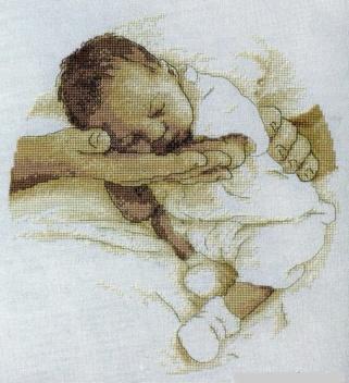 """Оригинал схемы вышивки  """"Мамины руки """".  Мамины руки, новорожденный, ребёнок, руки, материнство, мама, ребёнок, малыши..."""