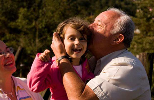 Внучка с дедом фото фото 297-613