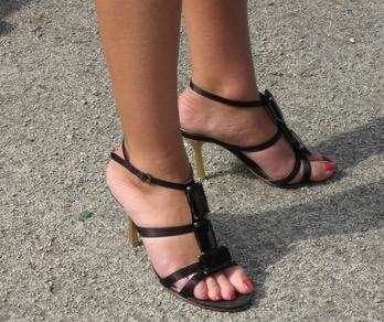 раб в ногах