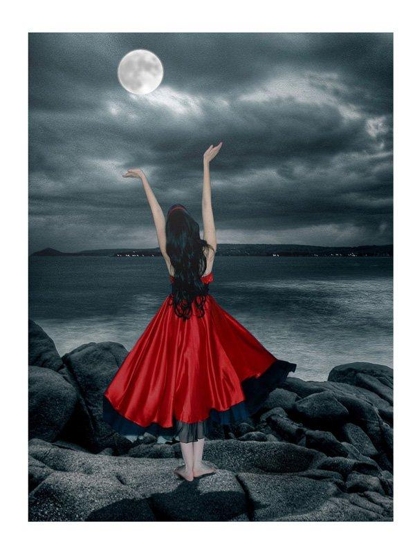 Лунатизм фото