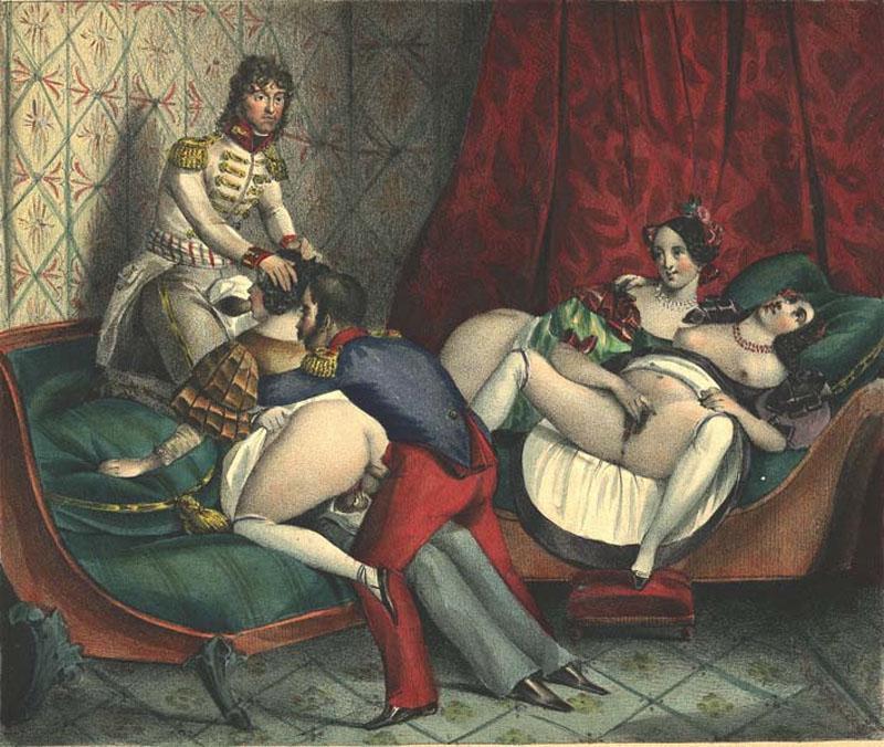 Средневековое порно персии