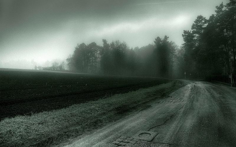 картинки дорога в пустоту