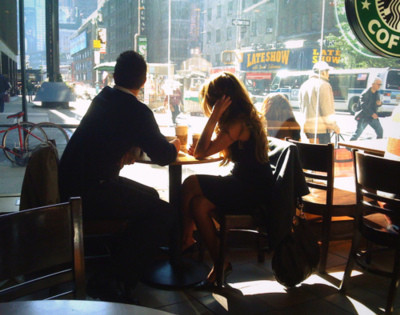 comedy знакомство в кафе