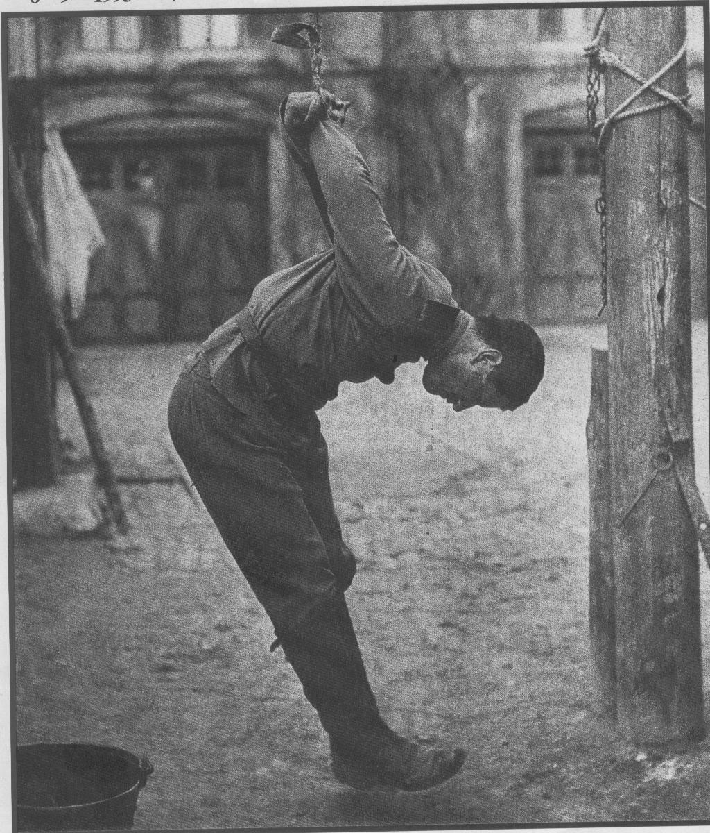 Пытки в россии 17 фотография